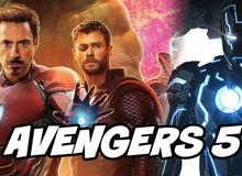 Lộ thông tin Avengers 5 vào năm 2022, MARVEL và DC đều đã sẵn sàng kế hoạch đụng độ hoành tráng dài hơi kế tiếp?