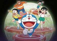 """""""Nobita và Mặt Trăng phiêu lưu ký"""" phá đảo phòng vé tại Nhật, trở thành phim thứ 3 có doanh thu cao nhất của thương hiệu Doraemon"""