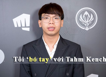 LMHT: HLV Ren thừa nhận sai lầm khi không thể khắc chế Tahm Kench, hi vọng fan tiếp tục ủng hộ PVB