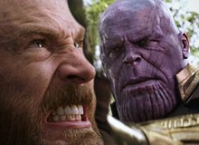 """Đây chính là lý do giúp Captain America có thể """"chống lại"""" Thanos bằng tay không trong Avengers: Infinity War"""