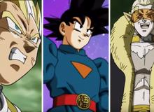 Super Dragon Ball Heroes: Những chiến binh Vùng Lõi sẽ tấn công vũ trụ 7, đối đầu với Goku và Vegeta lần nữa