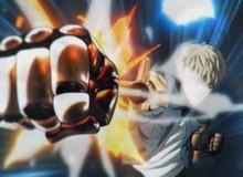"""One-Punch Man: Genos """"tái xuất giang hồ"""" với màn đánh quái ấn tượng nhưng vẫn bị hạ bằng một cú đo ván"""