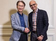 Sony bất ngờ hợp tác với đối thủ cạnh tranh Microsoft để phát triển nền tảng chơi game và đám mây
