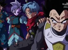Super Dragon Ball Heroes: Nhóm phản diện mới mạnh hơn cả Goku và Vegeta, liệu tương lai của vũ trụ 7 sẽ ra sao?