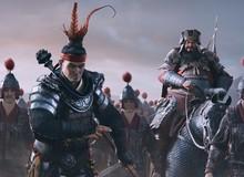 Lữ Bố phô diễn sức mạnh chiến thần vô địch trong Total War: Three Kingdoms
