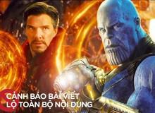 Thêm giả thuyết về kế hoạch thực sự của Dr. Strange, Thanos và thứ quyết định đoạn kết Avengers: Endgame