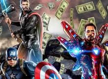 Sau 11 năm cống hiến thù lao của Iron Man tăng từ 12 tỷ đến hơn 2.300 tỷ, thậm chí cao gấp 4 lần các Avengers khác