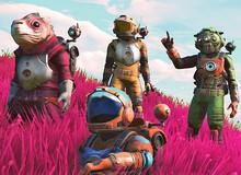 Mở cửa cho game thủ toàn thế giới chơi online, No Man's Sky tiếp tục lột xác trở thành bom tấn đích thực