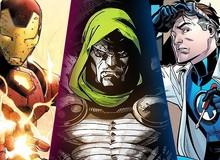 Comics Marvel: 10 nhân vật thông minh nhất vũ trụ