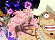 """One Piece: Mức truy nã của các thành viên băng hải tặc Doflamingo đã được hé lộ, """"thấp"""" đến không ngờ"""