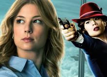 Sharon Carter đáng nhẽ đã chung sống với Steve Rogers trong kịch bản ban đầu của Avengers: Endgame