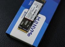 Netac N930E - SSD giá hợp lý phổ cập chuẩn M.2 NVMe cho game thủ