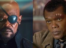 Thêm 1 lý do đỡ xấu hổ hơn bị mèo cào, giải thích việc Nick Fury bị chột mắt trong Captain Marvel