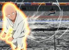 """One-Punch Man mùa 2: Chỉ bằng 1 cú """"cong mông"""" đơn giản, Saitama đã hạ gục quán quân giải đấu võ thuật"""