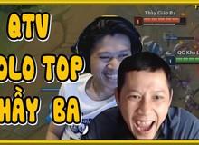 LMHT: Thầy Ba rủ showmatch với team Boba Marines cũ, QTV lập tức vào chốt kèo 'cạo lông mày' cho sôi động