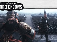 Total War: Three Kingdoms sẽ là tựa game Tam Quốc chân thực và đỉnh cao nhất