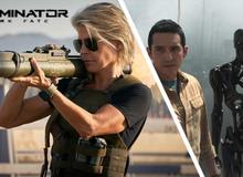 """Terminator 6 chính thức """"tái xuất"""" bằng trailer cực chất, phiên bản """"xịn"""" của Sara Connor quay trở lại sau nhiều năm vắng bóng"""