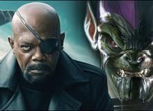 """Đạo diễn Marvel lý giải sự thật đằng sau tin đồn """"Nick Fury là một người Skrull"""""""