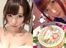 Thiên thần Yui Hatano mừng sinh nhật lần thứ 31, tranh thủ khoe quà nhận được từ fan hâm mộ