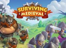 Game sinh tồn mới lạ Surviving Medieval mở cửa đăng ký tham gia phiên bản Beta