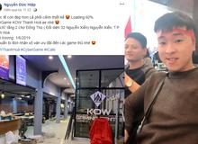 KingOfWar và dự định đưa chuỗi Cyber tiền tỉ đến mọi nẻo đường đất nước: Giá trị của lời hứa với người hâm mộ