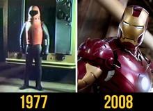 Ngày ấy - bây giờ của các siêu anh hùng trên màn ảnh nhỏ, ai cũng lột xác cực kì thành công