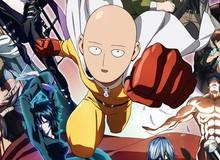 One-Punch Man mùa 2: Anh hùng S-Class phản công mạnh mẽ trước sự tấn công của hiệp hội quái vật