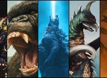 Không chỉ 4 mà có tận 17 quái vật khổng lồ sẽ xuất hiện trong Godzilla: King Of The Monsters?
