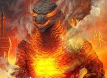 """Sở hữu sức mạnh hủy diệt mới, liệu Godzilla có hạ gục được """"trùm cuối"""" King Ghirodah?"""