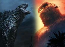 Tiết lộ các cách kết nối khác nhau với con người của hai siêu thú Godzilla và Kong