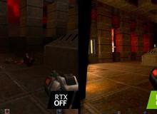 Sau 22 năm, huyền thoại Quake 2 đã thay đổi ra sao với công nghệ Ray Tracing?