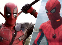 """Sau tất cả """"Thánh bựa"""" Deadpool sẽ không đoàn tụ Người Nhện trong Spider-Man: Far From Home"""