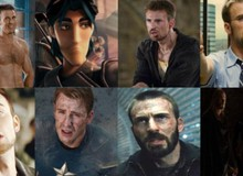 Captain America và 8 vai diễn nhân vật truyện tranh mà Chris Evans đã đảm nhận trên màn ảnh nhỏ