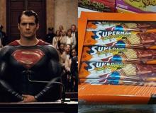 DC Comics thua kiện bản quyền Superman cho... hãng bánh xốp Indonesia