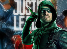 Green Arrow sẽ sớm gia nhập vũ trụ điện ảnh DC trong thời gian tới