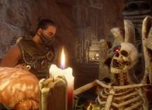 Những chi tiết nhỏ người chơi có thể đã bỏ lỡ trong Mortal Kombat 11