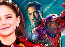 Avengers: Endgame hé lộ con gái của Iron Man sẽ thay cha dẫn dắt đội siêu anh hùng mới trong tương lai?