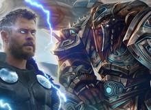 """Giật mình nhận ra - Thor trong Avengers: Endgame rất giống với """"Búa Lùn"""" trong Warcraft 3"""