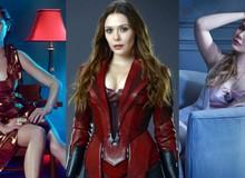 Nhờ sở hữu điểm này, Scarlet Witch xứng đáng với danh hiệu nữ siêu anh hùng nóng bỏng nhất Avengers: Endgame