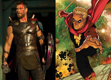 Thần Sấm Thor sẽ xuất hiện bên cạnh Adam Warlock trong Guardians Of The Galaxy Vol. 3?