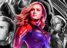 Captain Marvel không hề già đi sau hơn 20 năm du hành ngoài vũ trụ, lý do đã được khoa học giải thích rõ ràng