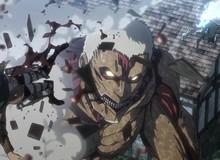Attack On Titan xuất sắc vượt mặt Game of Throne nhận điểm đánh giá cao chót vót