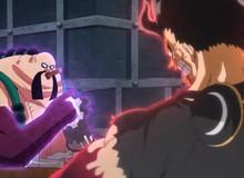 Spoiler One Piece 944: Luffy tấn công Queen Dịch Bệnh... Big Mom thì sắp phát điên