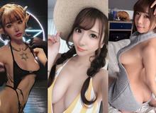 Nhật Bản: Những sao phim người lớn sở hữu nhan sắc thiên thần khiến dân tình phải điên đảo (P.3)
