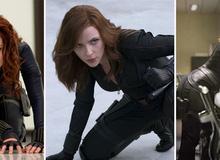 Những khoảnh khắc ấn tượng nhất của Black Widow trong MCU
