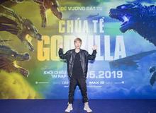 ViruSs phát cuồng cùng dàn sao Việt vì sự xuất hiện hoành tráng của Chúa tể Godzilla