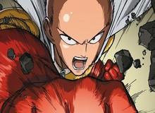 One-Punch Man tập 20: Saitama tham chiến chống lại Hiệp hội quái vật, cứu Suiryu 1 bàn thua trông thấy