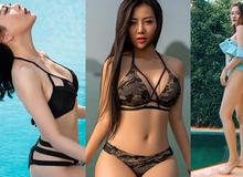 """Bảo Thanh, Phương Oanh, Thanh Hương: 3 """"nữ hoàng bikini"""" của màn ảnh Việt"""