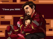 """Avengers: Endgame - Hé lộ ý nghĩa thật sự của câu nói gây bão """"I Love You 3000"""" khiến mọi người phải sững sờ"""
