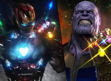"""Avengers: Endgame - Găng tay vô cực của Iron Man liệu có xịn như """"bản chính chủ"""" mà Thanos dùng không?"""